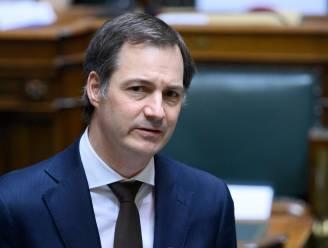 """Premier De Croo eist meer duidelijkheid van Pfizer: """"Dit zo een paar dagen op voorhand zeggen, gaat niet"""""""