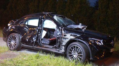 Passagier sterft bij zware crash in Waregem, bestuurder had gedronken en raakt lichtgewond