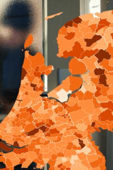 Inbreker kiest 's winters voor kleine gemeentes; ook Brabant geliefd onder dieven