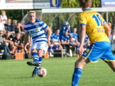 Jong De Graafschap met zege op FC Emmen de winterstop in