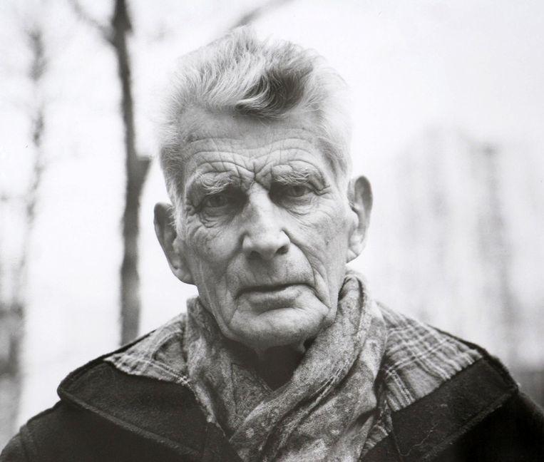 Samuel Beckett Beeld ANP