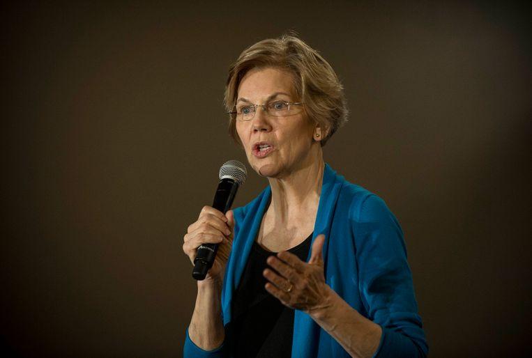 Elizabeth Warren stelde zich eerder al kandidaat bij de Democraten