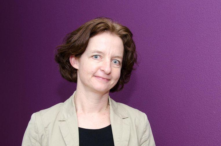 Criminoloog Tamar Fischer. Beeld RV