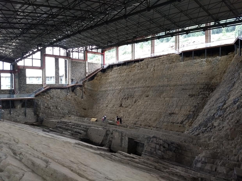 De fossielenvindplaats in het zuidwesten van China is goed voor vele ontdekkingen. Er is inmiddels ook een museum.