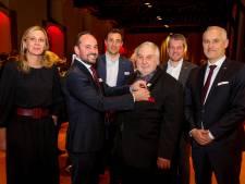Unizo zwaait André Snauwaert na 45 jaar vrijwilligerswerk uit