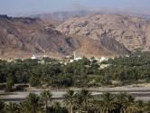 Een heuse wadi, mijlen ver van de woestijn
