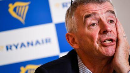 Ryanair-baas O'Leary bereid om Belgische arbeidswetgeving toe te passen