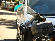 Scooterrijdster gewond bij ongeluk met bestelbusje in Oss