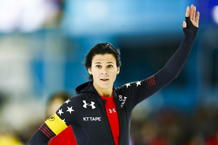 Brittany Bowe.