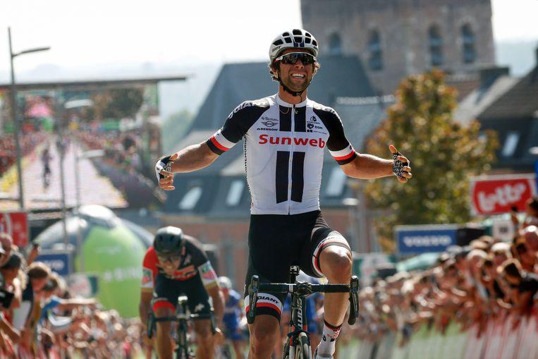 Michael James Matthews (Team Sunweb) won Lacs de l'Eau d'Heure-Geraardsbergen.