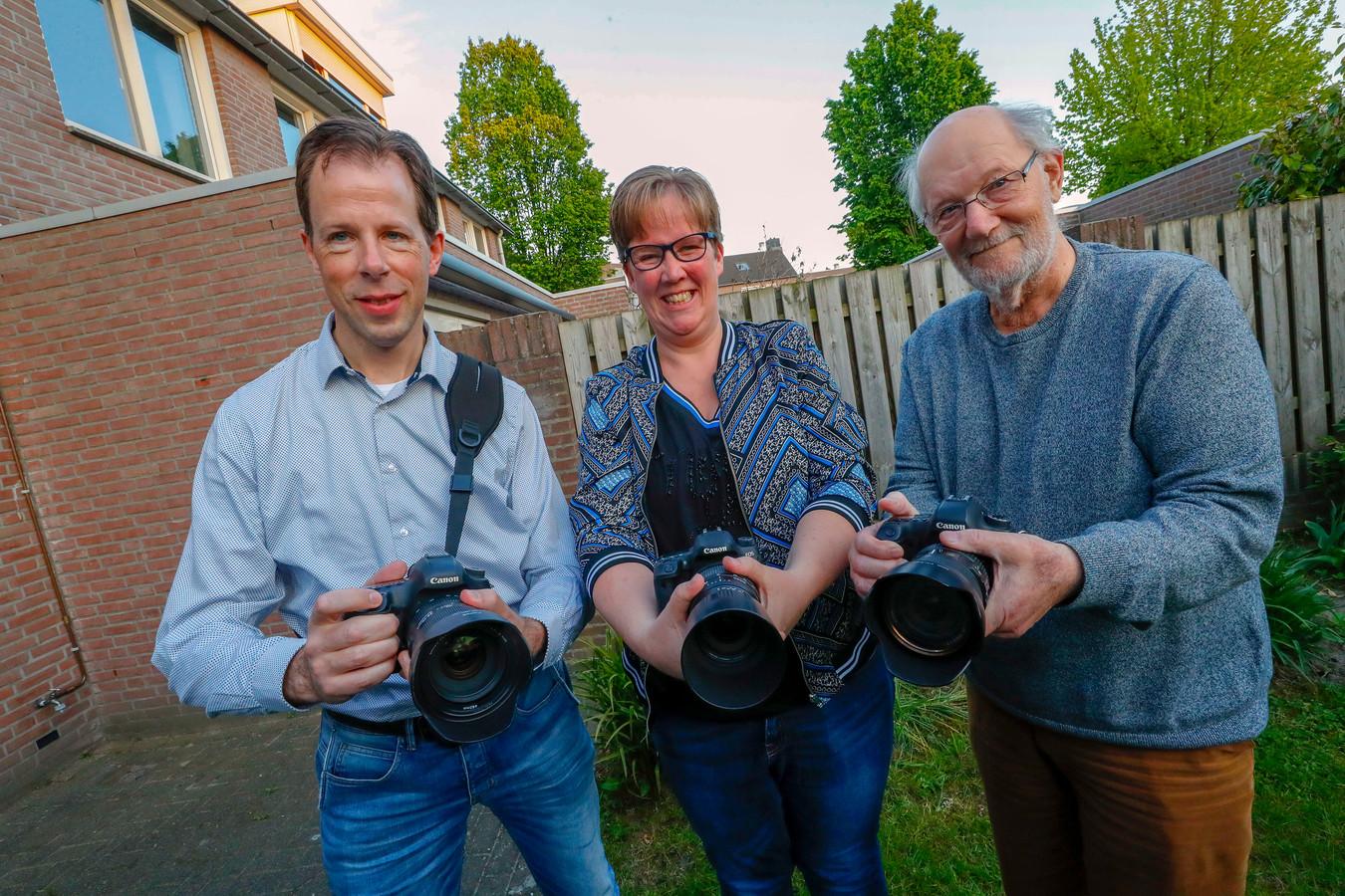 """De Fotoclub Rapenland bestaat veertig jaar: ,,Het delen van je hobby is het mooiste aan een fotoclub."""""""