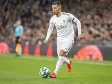 Hazard terug bij Real voor Champions League-duel met Mönchengladbach