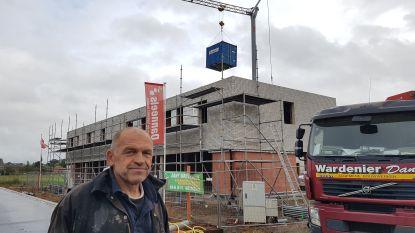 Inbraak in acht woningen in opbouw: voor tienduizenden euro's aan bouwmateriaal gestolen