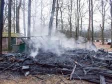 Brand in clubhuis hondenvereniging Eerbeek: 'Dit is niet te geloven'