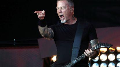 Metallica-whiskey rijpt met 'Master of Puppets' op de achtergrond