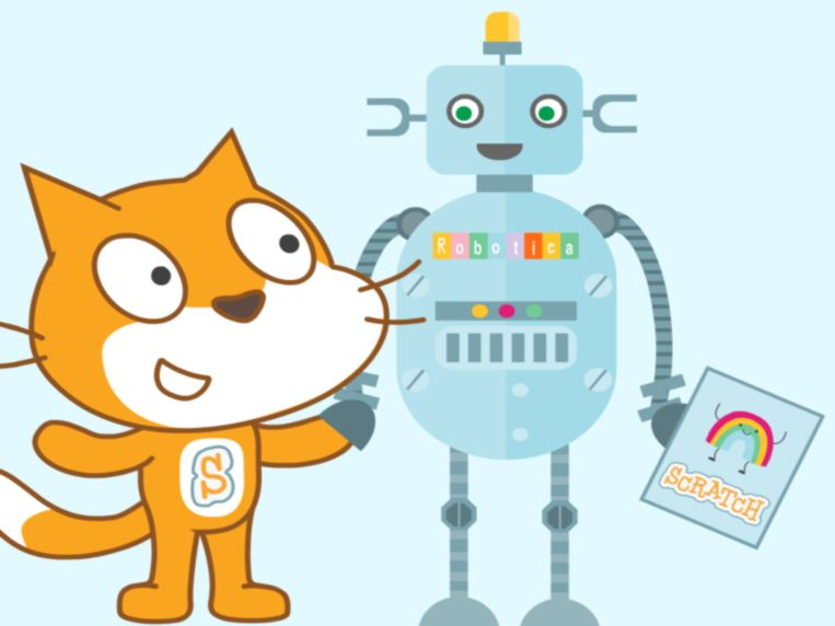 Kinderen Leren Programmeren In Scratch Brakel Regio Hln