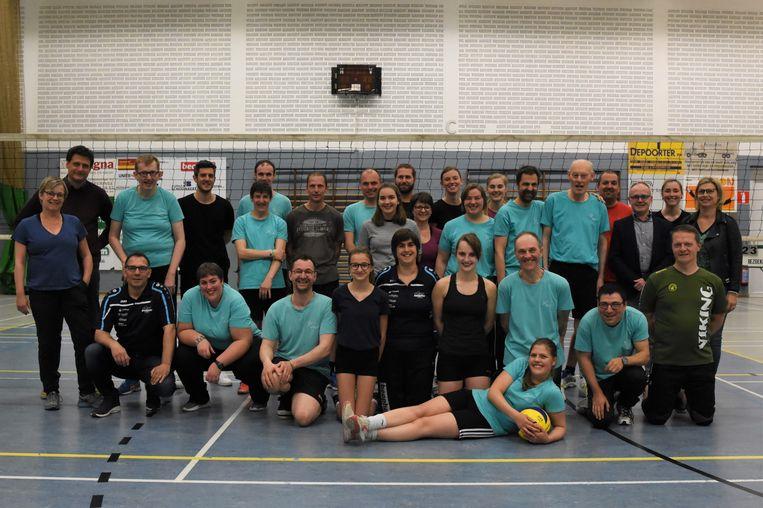 Netbaltoernooi De Lovie vzw en Beaphar damesvolleybal Poperinge