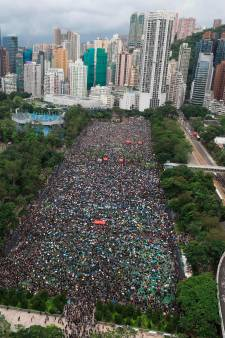 Apple verbant Hongkong-apps na kritiek van China