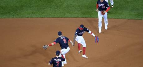 Washington kraakt Cardinals en staat op rand van World Series