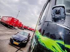 Primeur: Vos Transport Deventer heeft geen spiegels, kent geen dode hoek en is dus veel veiliger