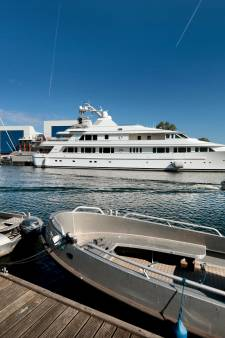 Royal Huisman vestigt nieuwe scheepswerf in Amsterdamse Haven