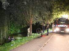 Zoekactie in Wateringse sloot na vondst van fiets