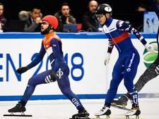 Sjinkie Knegt ook Europees kampioen op 500 meter