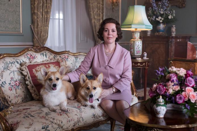 Pembroke Welsh Corgi's, la race de chien préférée de la Reine ne pouvait pas manquer à l'appel.