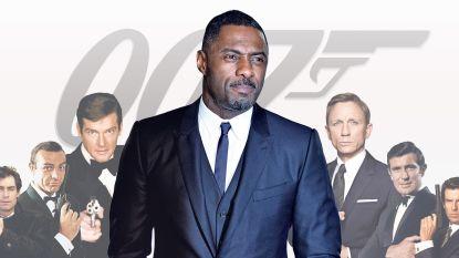 'My name is Elba, Idris Elba' – wordt hij de eerste zwarte Bond?