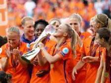 Oranje Leeuwinnen spelen in Breda tegen Denemarken