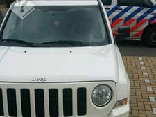 Apeldoorner (27) opgepakt voor heling peperdure Jeep