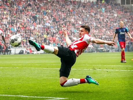 PSV en Van Ginkel hopen op een wonder