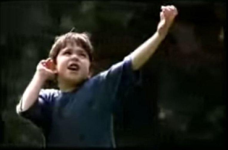 1998 Calvé Pindakaas - Goal Beeld .