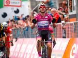Viviani sprint met overmacht naar derde ritzege
