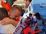 Italiaanse minister Salvini laat 27 migrantenkinderen toe