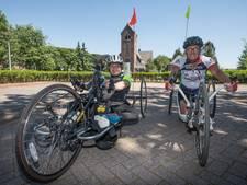 Loes wil de finish zo lang mogelijk uitstellen bij laatste Rolstoelmeerdaagse in Deurne