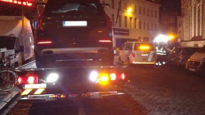 Zes wagens getakeld op nieuwe taxistandplaatsen Sint-Jacobs