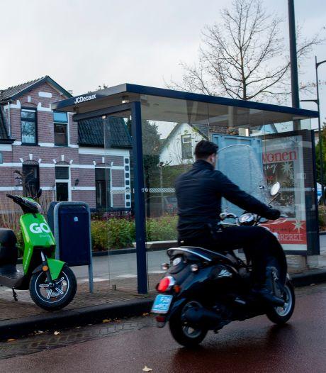 Groene deelscooter verspreidt zich door Apeldoorn: 'We verwachten commentaar in eerste dagen'