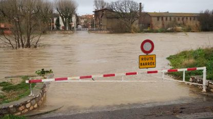 Storm Gloria trekt nu van Spanje naar Zuid-Frankrijk, verschillende gemeenten worden geëvacueerd