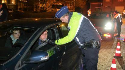 Minder weekendongevallen vorig jaar in Antwerpen, maar meer bestuurders te veel gedronken