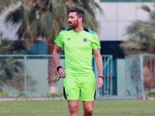 De avonturen van oud-NAC'er Gabriëls in Dubai: 'Daar stond ik dan, met 36 man op een half veld'