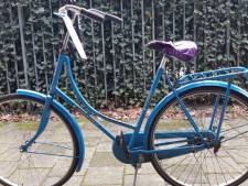Politie zoekt eigenaar blauwe fiets die werd gebruikt bij steekpartij