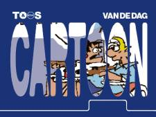 CARTOON | Toos & Henk van woensdag 8 juli