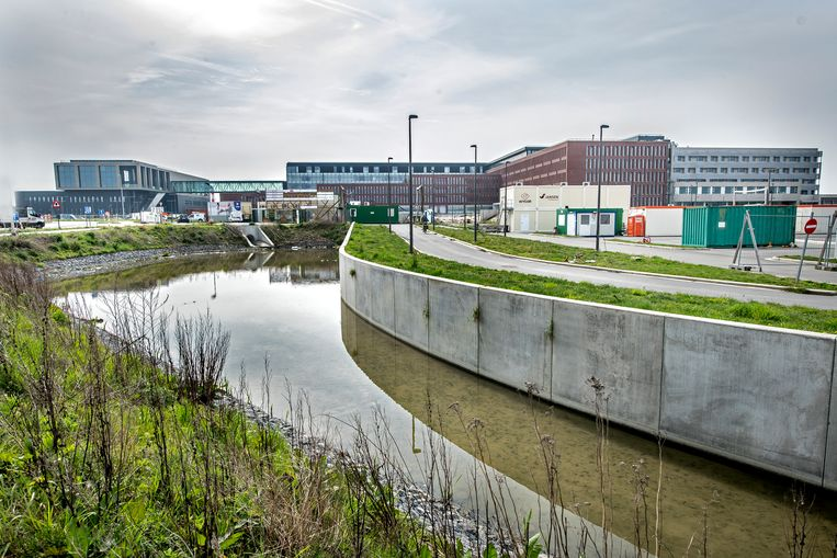 De opening van de nieuwbouw van AZ Delta wordt opgeschoven naar 13 maart 2020.