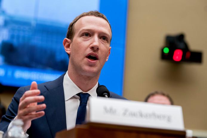 In het voorjaar moest Mark Zuckerberg zich in Washington verantwoorden voor  kiezersmanipulatie via Facebook bij de presidentsverkiezingen van 2016.