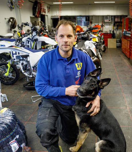 Twaalf motoren buit bij brutale roof in Staphorst: 'Dit zijn professionals'
