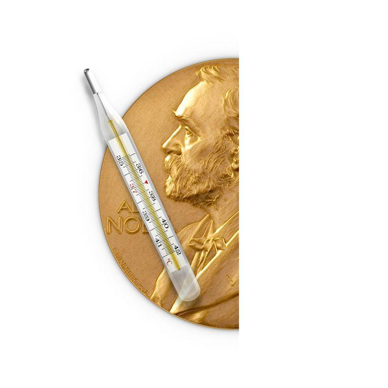 Nobelprijs Geneeskunde. Beeld JeRoen Murré
