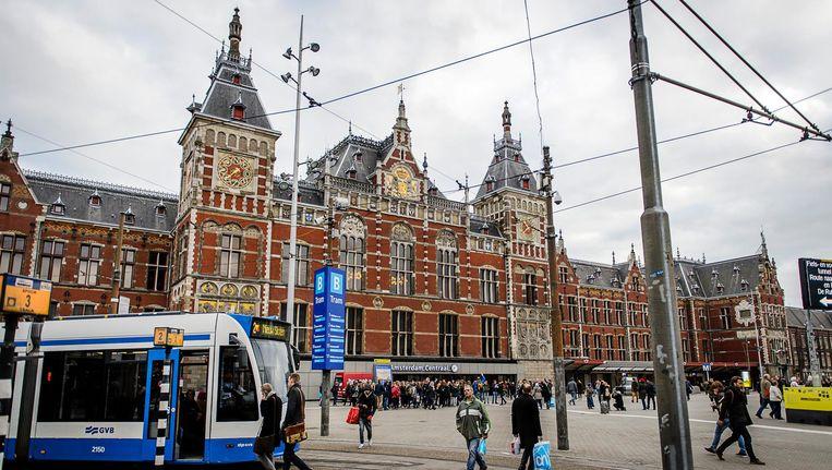 Amsterdam Centraal Station Beeld anp