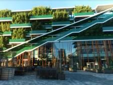 Scheur in beton: Nieuwegein sluit bovenste verdiepingen Theater-parkeergarage