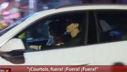 """""""Je kan zelfs geen taxi tegenhouden!"""": Courtois zwaar op de korrel genomen"""